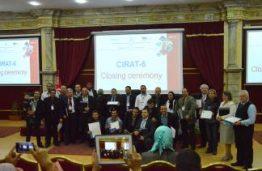 Taikomosios tekstilės konferencija CIRAT-6