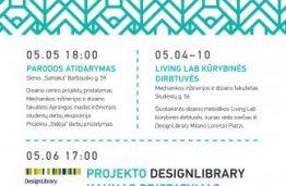 KTU Dizaino savaitė/ KTU Design week