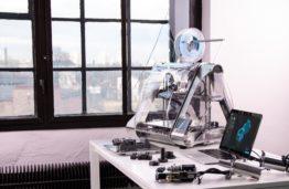 Mechatronika: techninės-kūrybinės ištvermės lavinimas