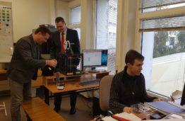 Projektas DIG-MAN: tradiciniai mokymosi ir studijų metodai derinami su e-mokymosi principais