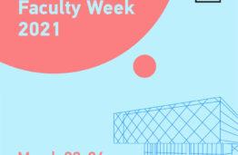 """Kviečiame dalyvauti """"Global Faculty Week 2021"""" paskaitose"""