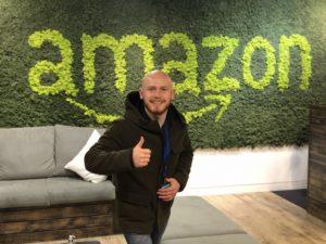 """Lietuvoje neįvertintas, bet dėmesio sulaukė """"Amazon"""": KTU alumno sėkmės paslaptis – atkaklumas"""