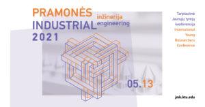 Konferencija Pramonės inžinerija 2021
